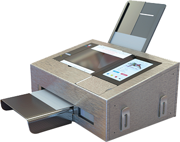 InterCake Echo Printer